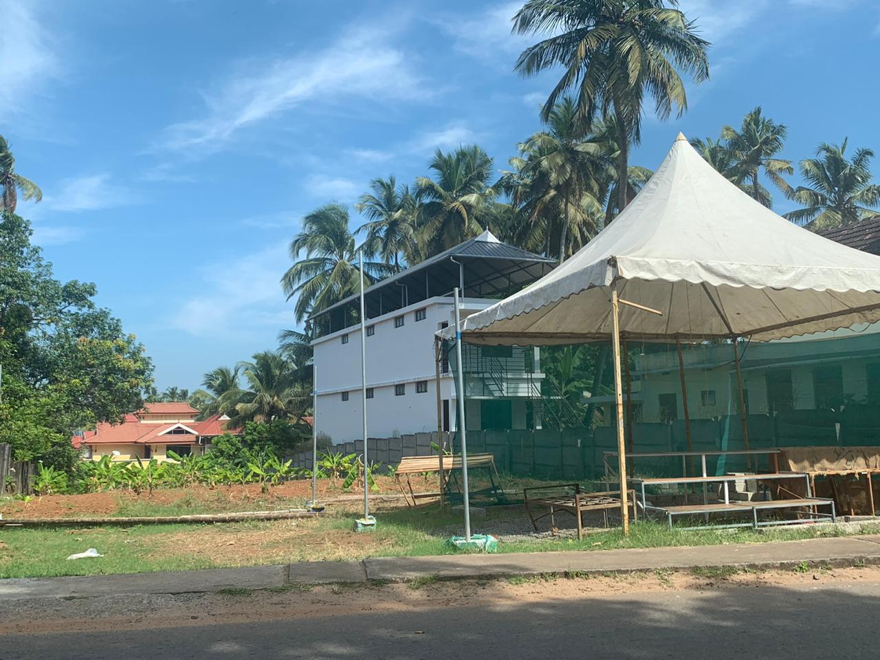 Good commercial land for sale near Mission Hospital Thrissur