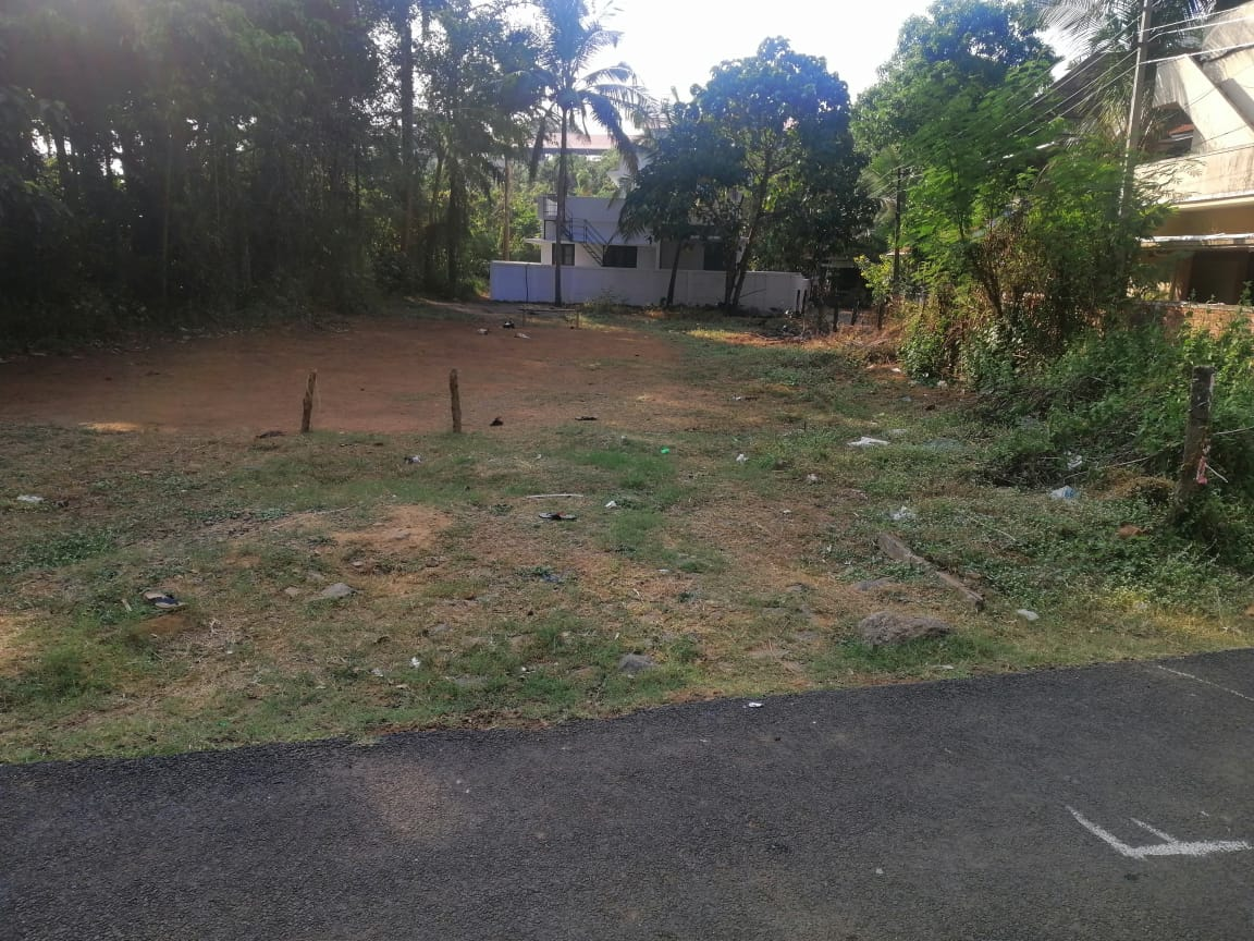 Land for sale in Kolazhy Thrissur.