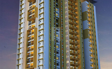DD Sports City Pavilion 2 BHK and 3 BHK Apartments in Trivandrum By Desai Homes
