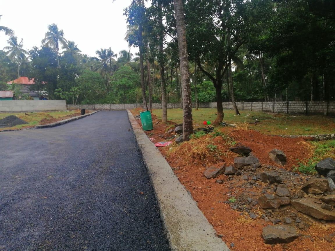 Good residential land for sale in Thaikattussery , Thrissur
