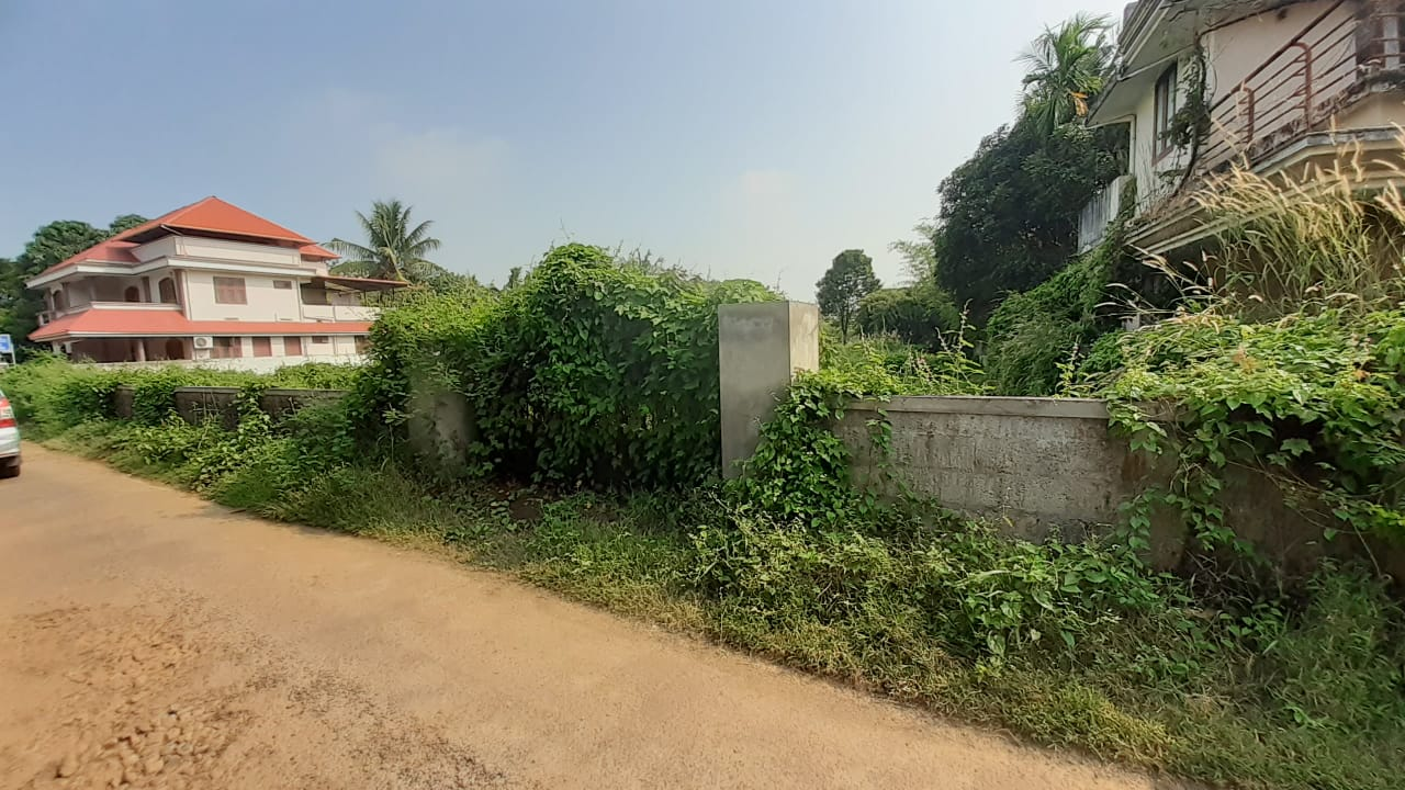 8 Cents Good commercial land for sale in West Fort Thrissur.