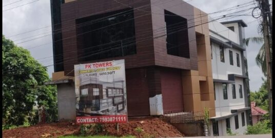 PK Tower, Commercial Standalone Property